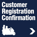 Customer Registration Confirmation