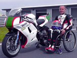 FORMER RACER PHIL ARMES TO MAKE AN EMOTIONAL RETURN TO THE MANX GRAND PRIX